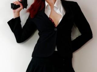 Female James Bond
