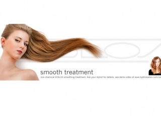 Byblos Smoothing Treatment Billboard and Bus Advertisement