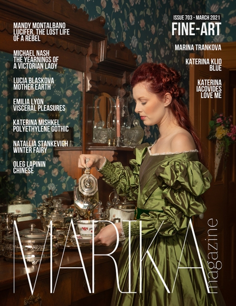 MARIKA MAGAZINE ISSUE 703 - FINE-ART.cdr