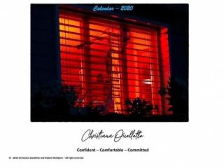 Christiana Ouellette's Projection Calendar 2020